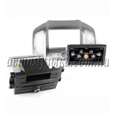 Купить штатную магнитолу EasyGo S137 CHEVROLET Captiva 2012+ (S100)