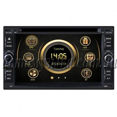 Купить штатную магнитолу EasyGo S301 Universal Nissan, Hyundai