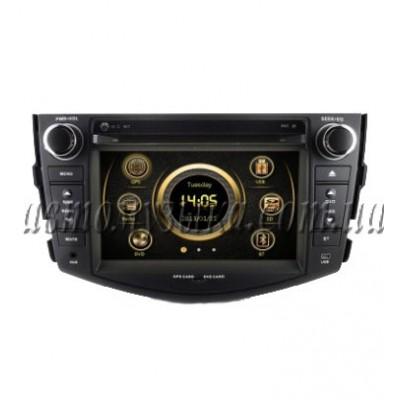Купить штатную магнитолу EasyGo S304 Toyota RAV4 2008-2011