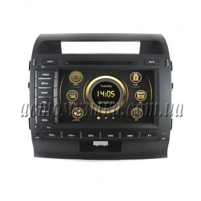 Купить штатную магнитолу EasyGo S311 Toyota Land Cruiser 200