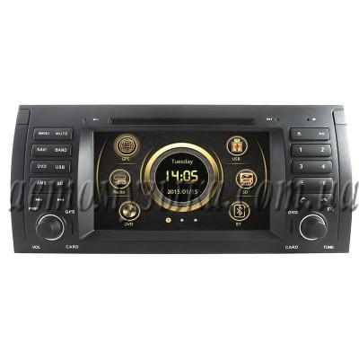 Купить штатную магнитолу EasyGo S316 BMW 5 E39 / X5 E53