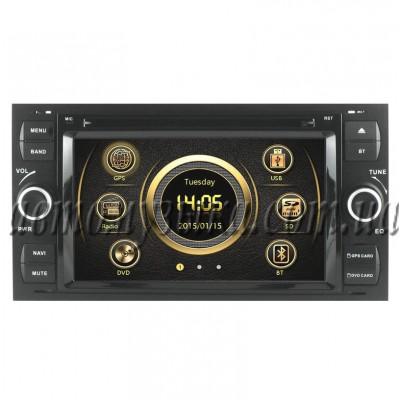 Купить штатную магнитолу EasyGo S318 Ford Focus / C-Max / Fusion / Transit