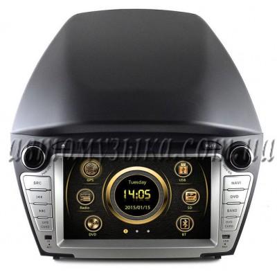 Купить штатную магнитолу EasyGo S320 Hyundai ix35 2014+