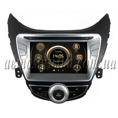 Купить штатную магнитолу EasyGo S322 Hyundai Elantra