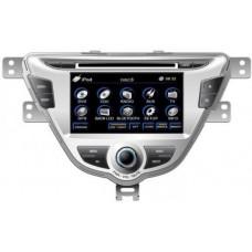 FlyAudio 75094 Hyundai Elantra 2011-2014