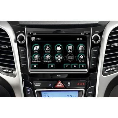 Купить штатную магнитолу FlyAudio 66503E01 Hyundai i30
