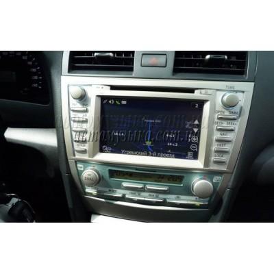 Купить штатную магнитолу FlyAudio E66002 Toyota Camry V40