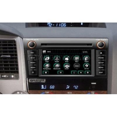 Купить штатную магнитолу FlyAudio E66090 Toyota SEQUOIA/ TUNDRA