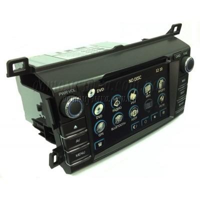 Купить штатную магнитолу FlyAudio E66132 Toyota RAV4 2013