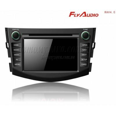 Купить штатную магнитолу FlyAudio E75047 Toyota RAV4