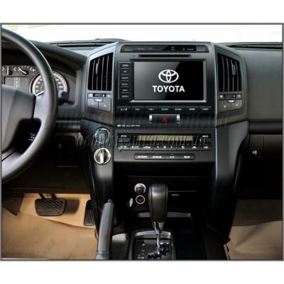 Купить штатную магнитолу FlyAudio E75058 Toyota Land Cruiser 200