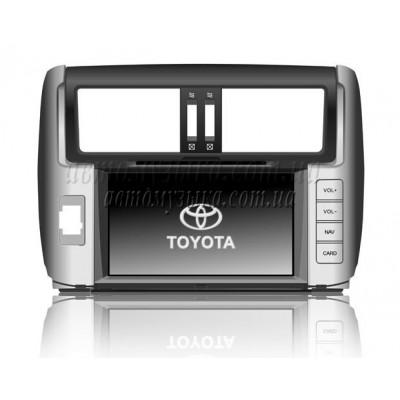 Купить штатную магнитолу FlyAudio E75102 Toyota Land Cruiser Prado 150