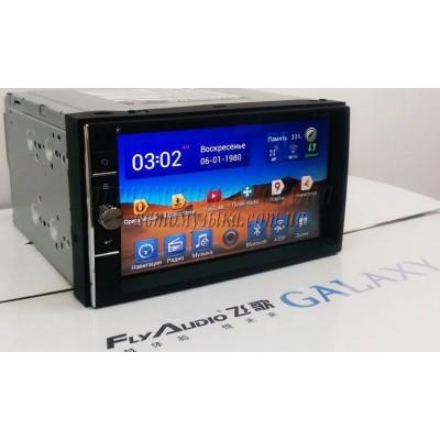 Купить штатную магнитолу FlyAudio G6006F01 NISSAN