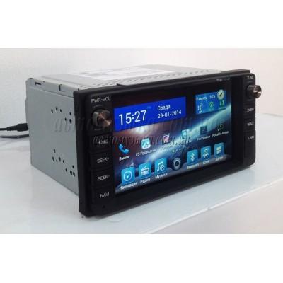 Купить штатную магнитолу FlyAudio G6023F01 TOYOTA