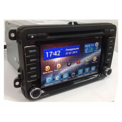 Купить штатную магнитолу FlyAudio G7007F09 SEAT