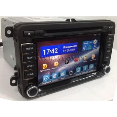 Купить штатную магнитолу FlyAudio G7007F09 SKODA