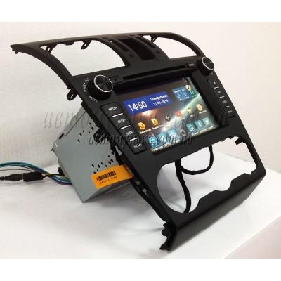 Купить штатную магнитолу FlyAudio G7042F01 Subaru XV 2012