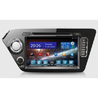 Купить штатную магнитолу FlyAudio G7105F01 Kia Rio
