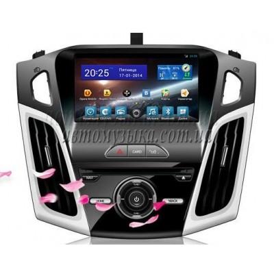 Купить штатную магнитолу FlyAudio G7117F01 Ford Focus