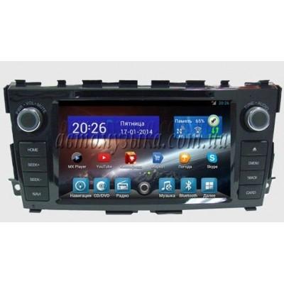 Купить штатную магнитолу FlyAudio G7129F01 Nissan Teana