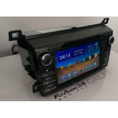 Купить штатную магнитолу FlyAudio G7132F01 Toyota RAV4