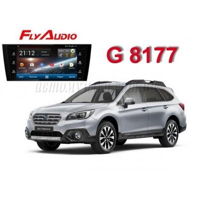 Купить штатную магнитолу FLYAUDIO G8117 Subaru Outback 2015