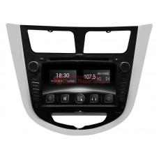 GAZER CM5007-RB Hyundai Accent 2010-2015