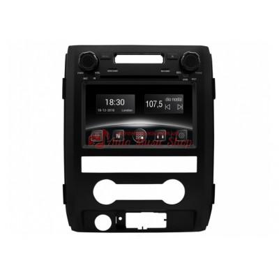 Купить штатную магнитолу GAZER CM5008-XII Ford F150 2009-2014