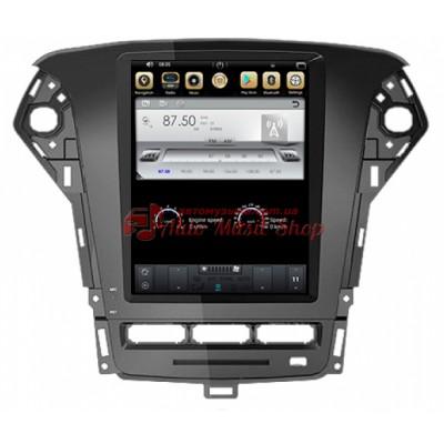 Купить штатную магнитолу GAZER CM7010-BA7 Ford Mondeo, Focus 2007-2012 Tesla Style