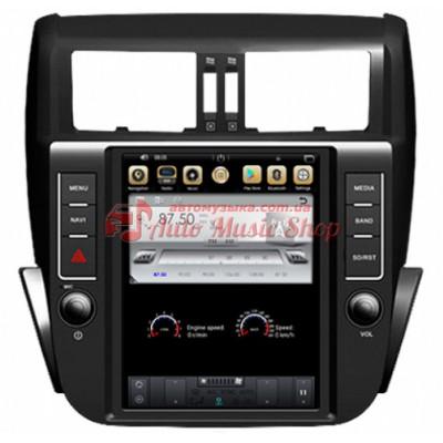 Купить штатную магнитолу GAZER CM7012-J150 Toyota Land Cruiser Prado 150 2010-2013 Tesla Style