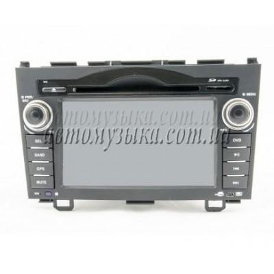 Купить штатную магнитолу Globex GU-H721 Honda CR-V