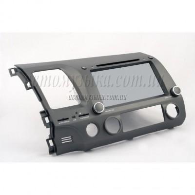 Купить штатную магнитолу Globex GU-H822 Honda Civic 4D