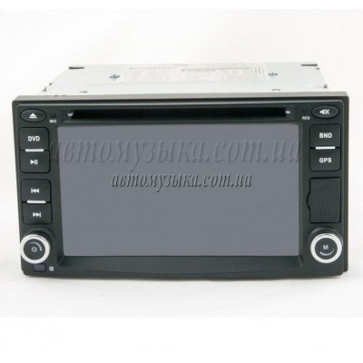 Купить штатную магнитолу Globex GU-K622 Hyundai Accent