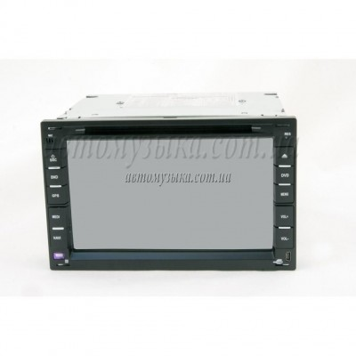 Купить штатную магнитолу Globex GU-S735 Skoda SuperB
