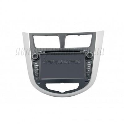 Купить штатную магнитолу Globex GU-Y755 Hyundai Accent