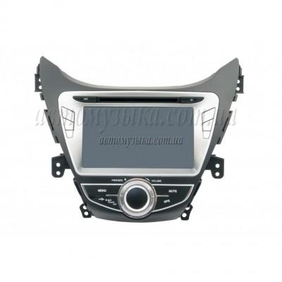 Купить штатную магнитолу Globex GU-Y852 Hyundai Elantra MD
