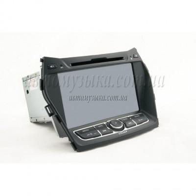 Купить штатную магнитолу Globex GU-Y856 Hyundai SantaFe