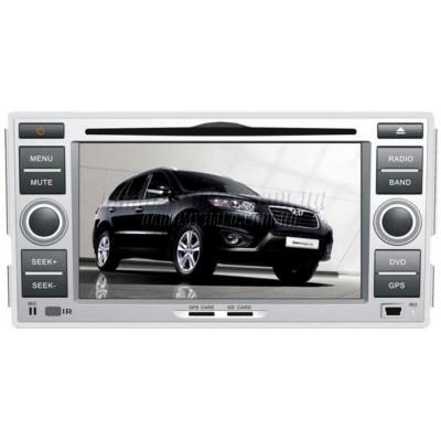 Купить штатную магнитолу HITS HT 6001 SGE Hyundai Santa Fe