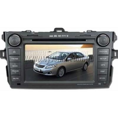 Купить штатную магнитолу HITS HT 6820 SGE Toyota Corolla