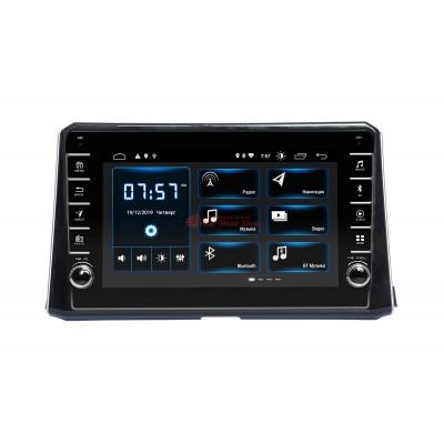 Купить штатную магнитолу Incar XTA-2202R Toyota Corolla 2019+