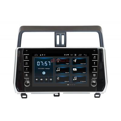 Купить штатную магнитолу Incar XTA-2210R Toyota Land Cruiser Prado 150 2018+