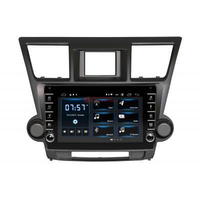 Купить штатную магнитолу Incar XTA-2323R Toyota Highlander 2008-2013