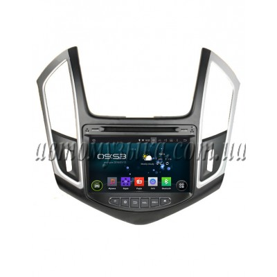 Купить штатную магнитолу Incar Chevrolet Cruze 2013+