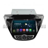 Incar Hyundai Elantra 2014