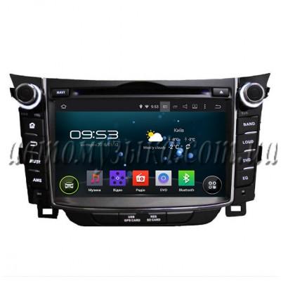 Купить штатную магнитолу Incar Hyundai i30 2012+