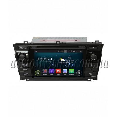 Купить штатную магнитолу Incar KD-7019 Toyota Corolla 2014+