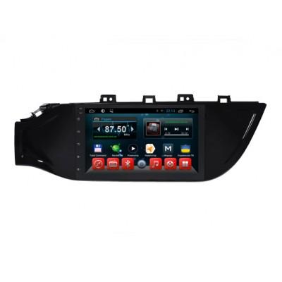 Купить штатную магнитолу Kaier KR-9106 Kia Rio 2017