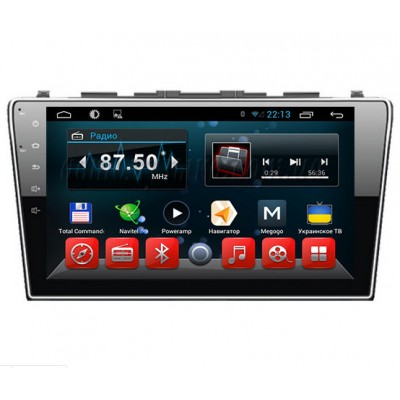 Купить штатную магнитолу Kaier KR-1023 Honda CRV 2010