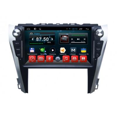 Купить штатную магнитолу Kaier KR-1026 Toyota Camry V55