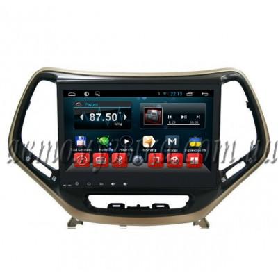Купить штатную магнитолу Kaier KR-1057 Jeep Cherokee